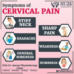 Symptoms of Cervical Pain