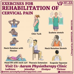 Exercises for Cervical Pain