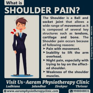 What is Shoulder Pain   Definition of Paralysis